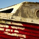Boatyard abstract