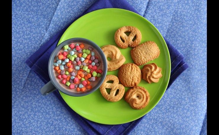 Choco and Marshmallows
