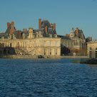 Castel of Fontainebleau