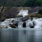 Salto de agua en Ruidera