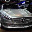 Mercedez Benz Concept Style Coupe