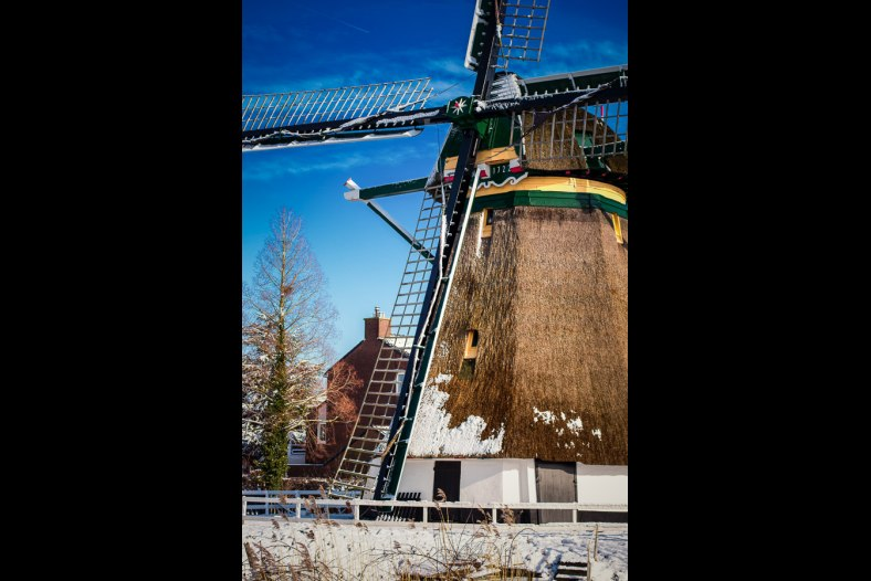 Snow White Windmill