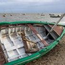 Reclining Boat