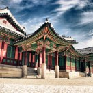 Great details on Gyeongbokgung