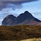 Suilven a Highland fortress