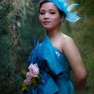 穿嫁衣的女人
