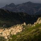 Village et montagne