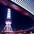 Oriental Pearl in Shanghai
