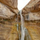 Waterfalls at Lower Calf Creek
