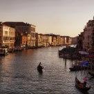Sunset of Venezia