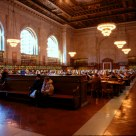 Rose Main Reading Room in New York Public Library
