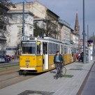 Urban life at Budapest