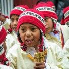Niños en Puno