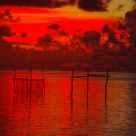 Sunset at Tomia 2