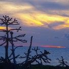 Sunset at Binongko