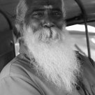 Proud Bangalore Auto-Rickshaw Driver