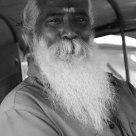 Proud Bangalore Auto-Rickshaw Driver