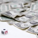 The dice game Left, Right, Center and $$