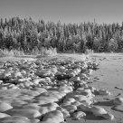 Stones under Snow