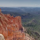 Wild West in Bryce Canyon National Park