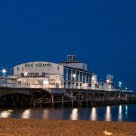Bournemouth Pier After Dusk