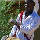 Musician in Morocco I