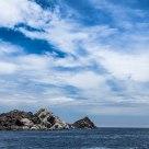 Sea, Stone and Sky