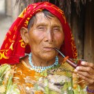 A Beautiful Kuna Yala Woman