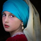 Daughter With A Pearl Earring