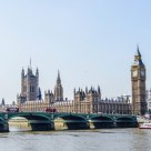 The Palace of Westminster with Big Ben