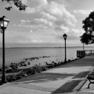 Water Front B&W #1