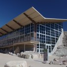 The New Quarry Exhibit Hall at Dinosaur National Monument
