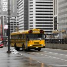 Buses in Chicago