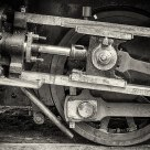 Tank Engine - detail