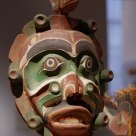 Mask from the Pacific