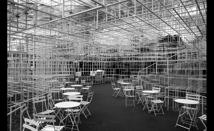 Serpentine Gallery - Pavilion 2013