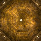 Florence Baptistery (mosaic ceiling)
