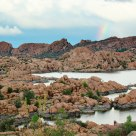 Granite Dells Rainbow
