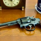 An old Smith & Wesson