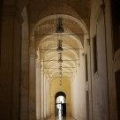 Portico a Lecce