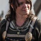Stelpa (Viking lady)