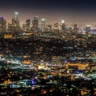 Los Angeles- Downtown, Night