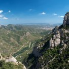 View from Monserrat mountain