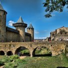 Visit to Carcassonne