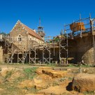 Building a new medieval castel