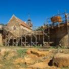 Building a new medieval castel