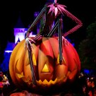 Jack, Glow in the Park Parade, Disney's Haunted Halloween, HK Disneyland  by  FA* 80-200mm F2.8