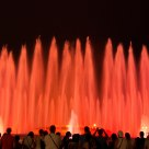 Singing fountain # 1