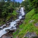 Cascata di Saent - Saent Falls