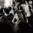 La chica del concierto